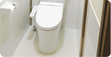 和式トイレ洋式交換一式(内装工事込)