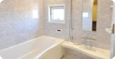 在来浴室からユニットバスリフォーム